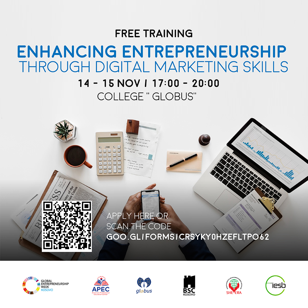 Enhancing Entrepreneurship  through Digital Marketing Skills
